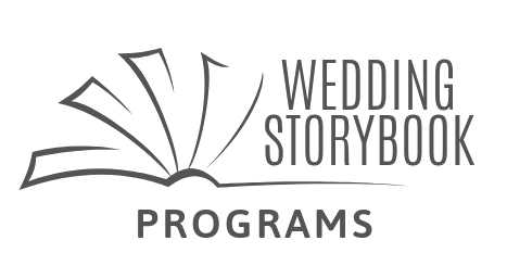 Wedding Storybook Programs by Tammie Lim
